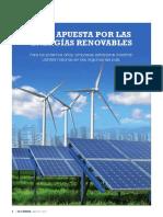 informe economico energia renovable puno