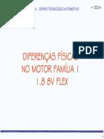 Motor familia Flex 1.8