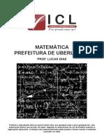 Apostila de Matemática básica
