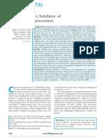 Fibrosis is a Key Inhibitor of Lymphatic Regeneration