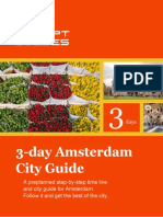 3day Amsterdam city guide