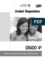 Cuadernillo Prueba 4 e Word