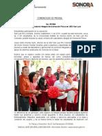 11-09-19 Inauguran Laboratorio Integral de Activación Fisica en UES San Luis.