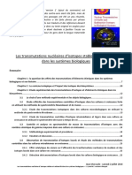 Vysotskii NTSRIBS Francais V1