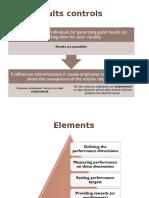 Sistem Pengendalian Manajemen bab 3 result control
