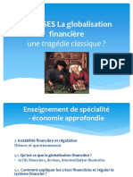 Globalisation Financiere