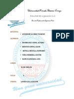 Informe de Limites de Atterberg - UPAO