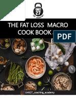 The Fat Loss Macro Cookbook