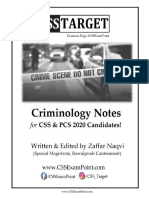 Criminology Notes (Zaffar Naqvi).pdf