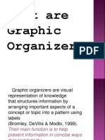 Graphic Organizer Lesson