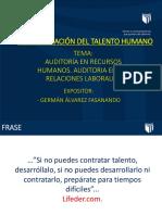 Administración Del Talento Humano El Proceso de Capacitacion