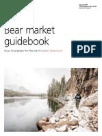 Bear Market Guidebook 2019 - UBS