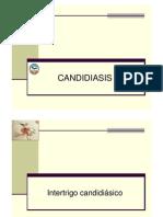 Candidiasis.Clinica