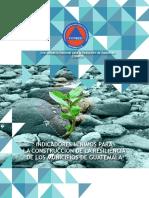 Manual de Indicadores Mínimos Para La Construcción de Resiliencia de Los Municipios de Guatemala