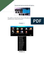 Configurar Hilook en APP