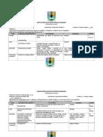 Dimensiones Preescolar Tercer Periodo - 2019