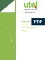 Competencias Organizacionales Parcial 1 P