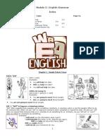 English Grammar Mod 3