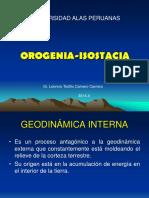4 -OROGENIA-ISOSTACIA