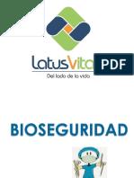 Capacitacion Bioseguridad Manejo de Residuos Biologicos y Seguridad Del Paciente-latus Vitae [Autoguardado]