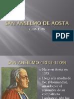 San Anselmo de Aosta