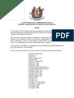 Bases I Concurso de Composición de La Banda Amigos de La Música de Dúrcal - 140 Aniversario