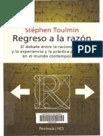 91805851 Regreso a La Razon Toulmin PDF