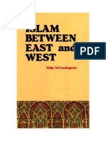 Islam Between East and West by Alija Ali Izetbegovic