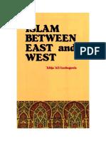 Islam Between East and West by Alija Ali Izetbegovic