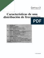 Caractersticas de Una Distribu