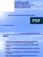 Presentación III, Procesos de Deformacion Plastica-4