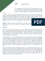Araneta v Gatmaitan Digest Admin Laws