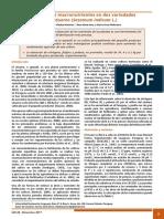 Absorción de macronutrientes en dos variedades de sésamo (Sesamum indicum L.)