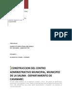 proyecto de investigacion CAM la salina casanare colombia