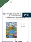 """Les """"émeutes de la faim"""" au Sénégal"""