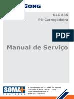 Clg 835 Liu Gong Service Manual