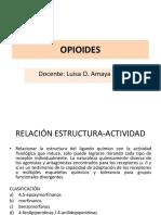 Opioides Clase