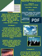 Estudo_05 - Reino de Deus e a Igreja