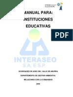 Anexo a - Manual Instituciones Educativas