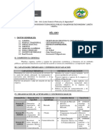 Silabo Proyecto Empresarial 2019 - PE SECRETARIADO EJECUTIVO y CONTABILIDAD VI Katty Rojas Montero