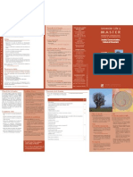 Master SCCD Société, Communication, Culture et Document