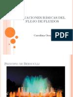 Capítulo 6. ECUACIONES BÁSICAS DEL FLUJO DE FLUIDOS (1).pptx