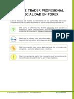 MÓDULO III Estrategias de Forex