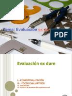 Clase 10 Ev. Ex Dure 2017
