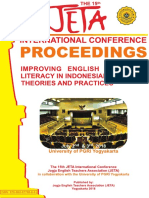 Proceedings JETA 2018