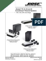 101898960-BOSE-Lifestyle-PS-18-PS-28-PS-48-Service-Manual.pdf