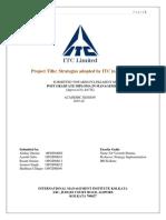 ITC Sample