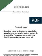 Psicología Social Poguerpoin