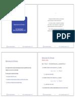 Aplicaciones de derivadas
