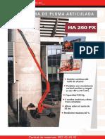 manlift HA260 PX
